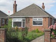 7 Terrington Place Detached Bungalow to rent