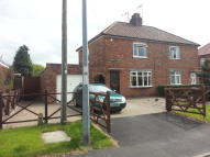 semi detached house in Pulham Lane, Wetwang...