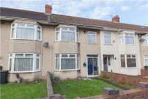 Terraced house in Ilchester Cres...