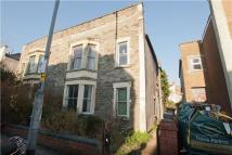semi detached house in Stackpool Road...