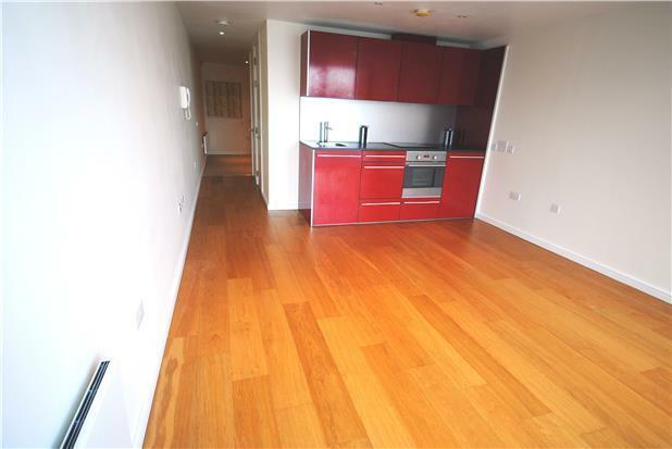 Open-plan Kitchen/ Lounge