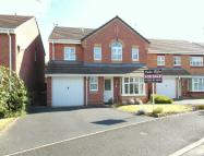 Detached home for sale in 3 Tomkinson Close...
