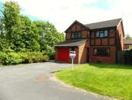 Detached home in Broomhurst Way, Muxton...