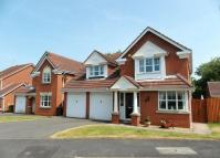 Detached property for sale in Oval Close, St Georges...