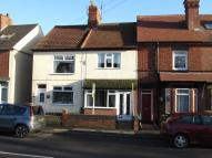 Terraced home in Smisby Road...