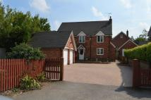 Detached property for sale in New Road, Peggs Green