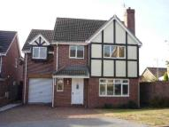 4 bed Detached home in Moorhouse Way, Kettering...