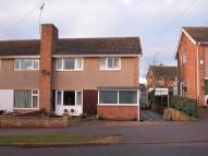 3 bedroom semi detached property in Denford Drive...