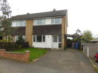 3 bedroom semi detached house in Denford Drive...