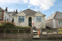 Detached Bungalow in Sydney Road, Torpoint