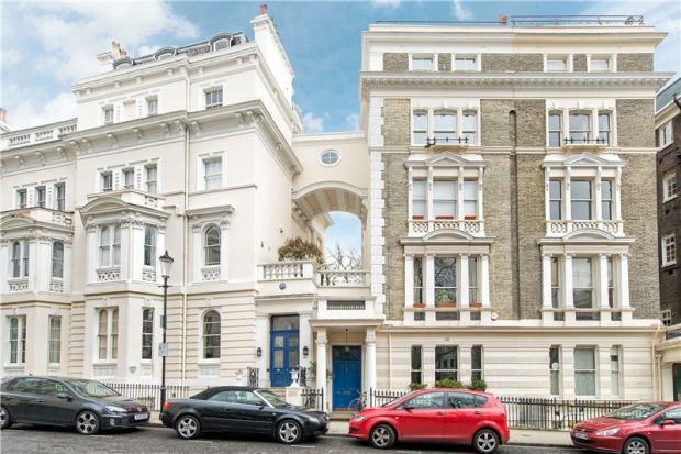 2 bedroom maisonette to rent in Stanley Crescent, Notting Hill ...