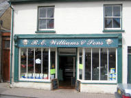 Shop in Broad Street, Weobley...