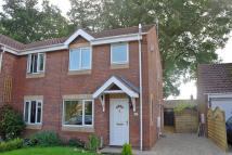 semi detached home in St James Meadow...