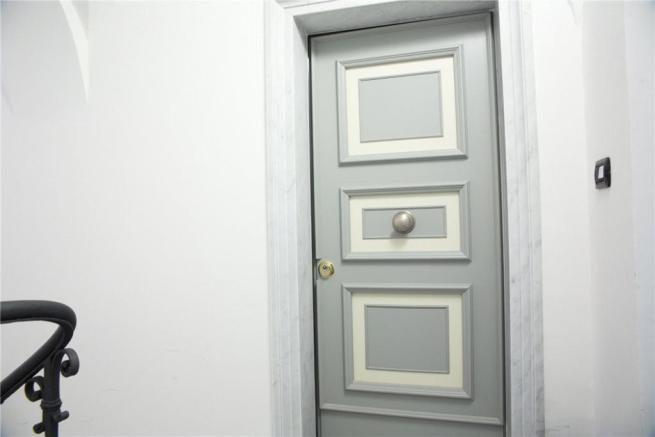 1A Front Door