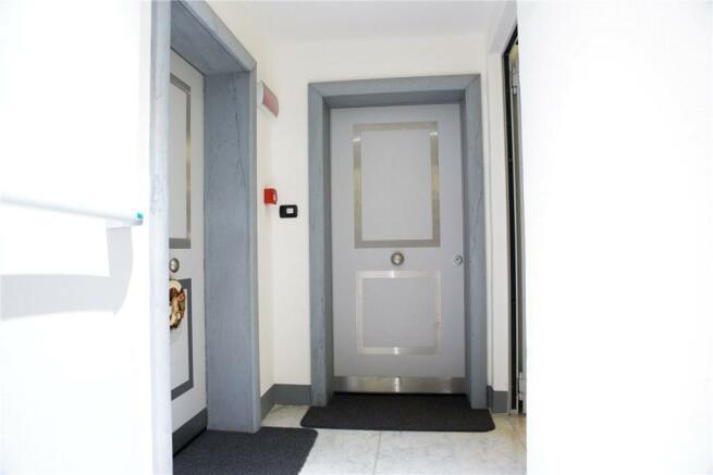 1C Front Door