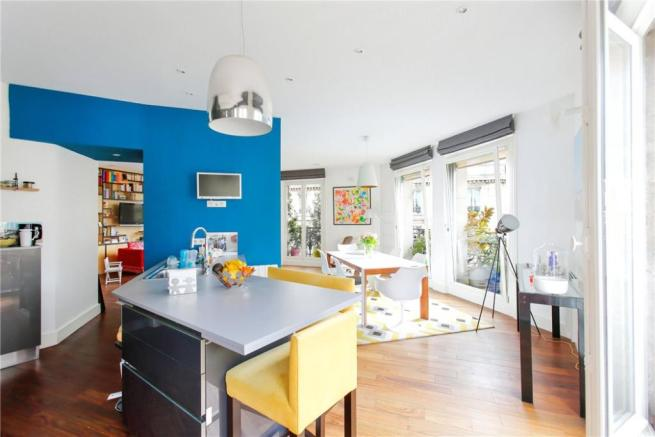 Paris Kitchen