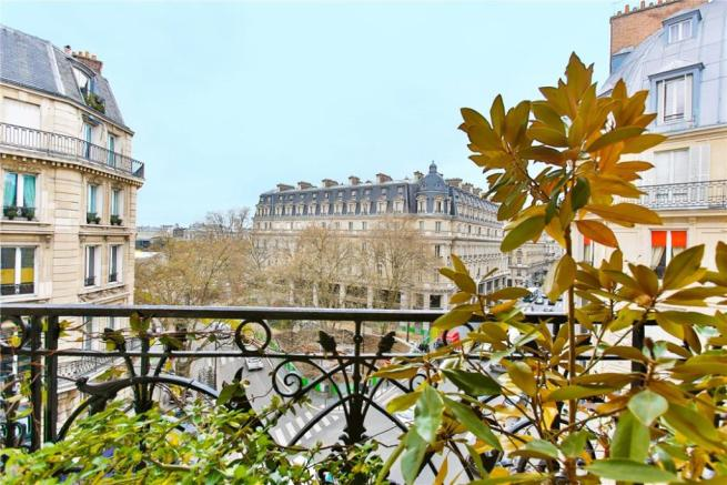 Paris Balcony