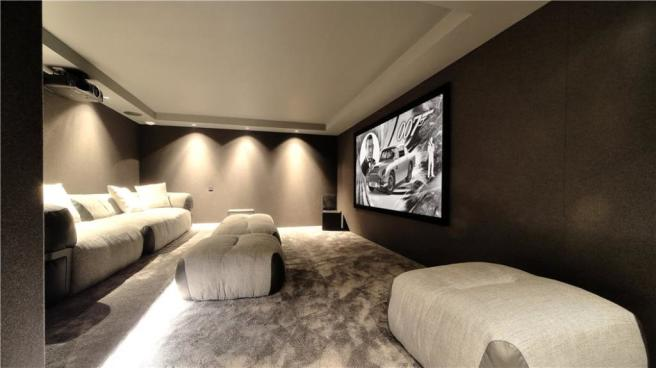 Megeve Cinema Room