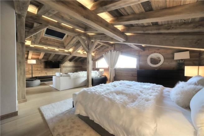 Megeve Bedroom