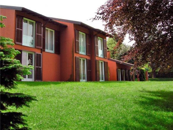 Lake Maggiore Villa