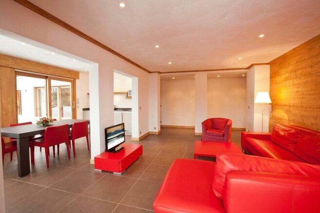 Combloux Living Room