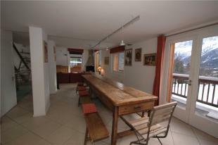 Chamonix Dining Area