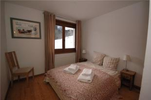 Chamonix Bedroom