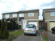 3 bed semi detached property to rent in Whitworth Way, Wilstead...