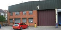 property to rent in Unit 4 Whitehall Trading Estate, Gerrish Avenue, Bristol, BS5