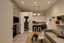West End Lane Studio flat