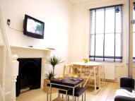 Studio flat in Linden Gardens, London...