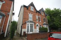 Apartment in Caroline Road, Moseley...