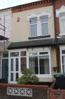 Terraced property in Milcote Road, Birmingham...