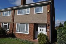 semi detached home to rent in Kennett Road, slough...