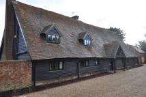 6 bed Barn Conversion in Lake end road, Dorney