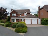 4 bed Detached house for sale in Ashfield Way, Bromyard...
