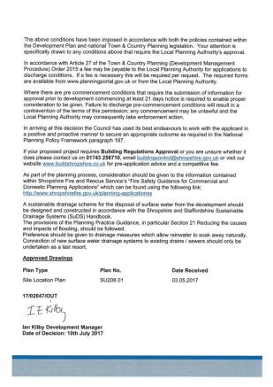 Decision Notice P5