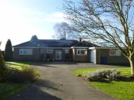 4 bed Detached Bungalow in Legsby Road, Market Rasen