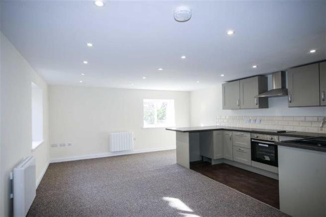 Open Plan Kitchen / Living Area