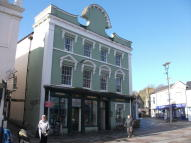 property for sale in Substantial Town Centre Property, Dunraven Place, Bridgend, CF31 1JD