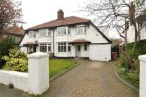 semi detached house to rent in Heath Drive, Upton...