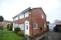 2 bed semi detached home in Denny Close, Upton...