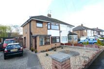 Detached house in Ballard Road, West Kirby...
