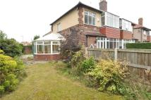 3 bedroom semi detached house to rent in Saughall Massie Road...