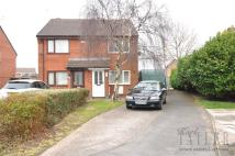 semi detached house to rent in Thornham Close, Upton...