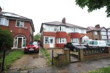 3 bedroom semi detached property for sale in EAST ACTON LANE, ACTON...