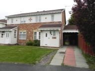 3 bedroom semi detached property to rent in Hilbre Drive...
