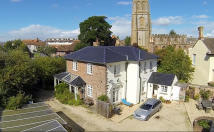 Detached home for sale in North Petherton