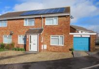 semi detached property in Severn Close, Bridgwater...