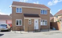 3 bedroom Detached home for sale in Hatton Court, Bridgwater...